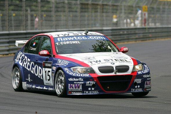 Tom Coronel und sein Team wollen nach der gelungenen Premiere 2011 diese Saison durchstarten