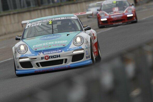 Nick Tandy sicherte sich 2011 seine erste Pole Position