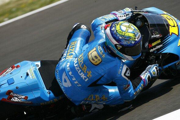 Alvaro Bautista freute sich über seine starke Leistung - Foto: Suzuki