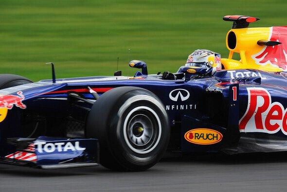 Sebastian Vettel will von Startplatz zwei gewinnen - Foto: Red Bull