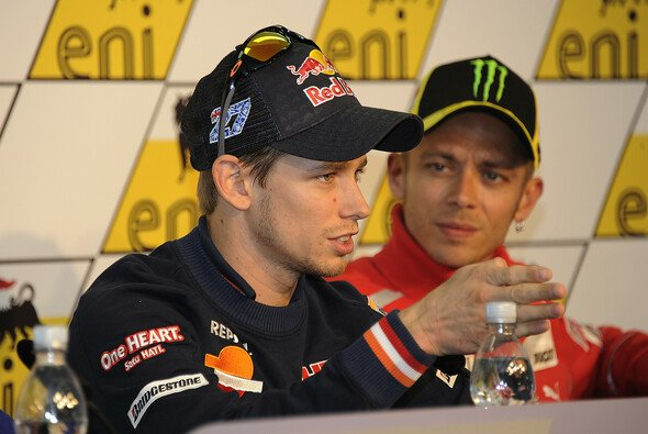 Valentino Rossi könnte wie schon bei Ducati wieder Casey Stoners Platz übernehmen - Foto: Milagro