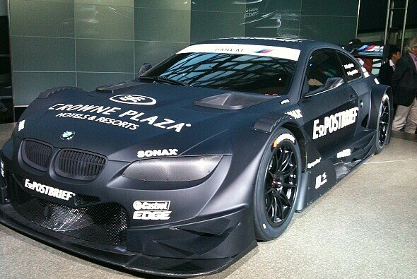 Andy Priaulx und Augusto Farfus fahren 2012 für BMW in der DTM - Foto: adrivo Sportpresse