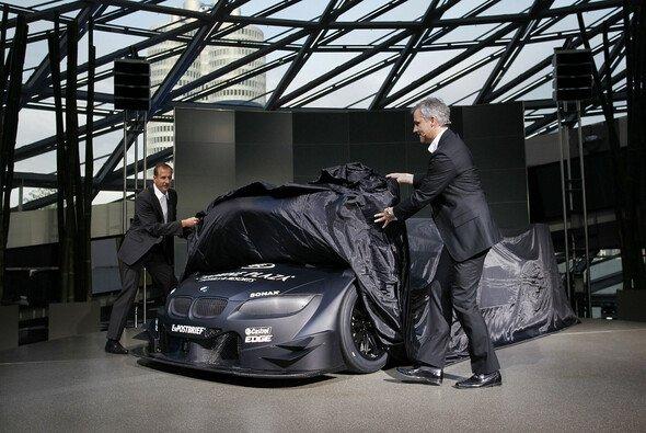Was packt BMW für 2012 aus der Wundertüte aus? - Foto: DTM