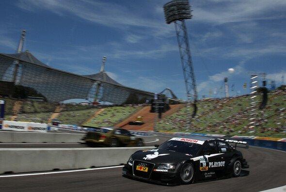 Edoardo Mortara konnte in München die Konkurrenz hinter sich lassen - Foto: Audi