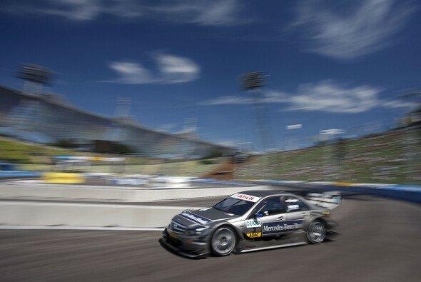 Bruno Spengler feierte seinen ersten Sieg im Olympiastadion - Foto: Mercedes-Benz