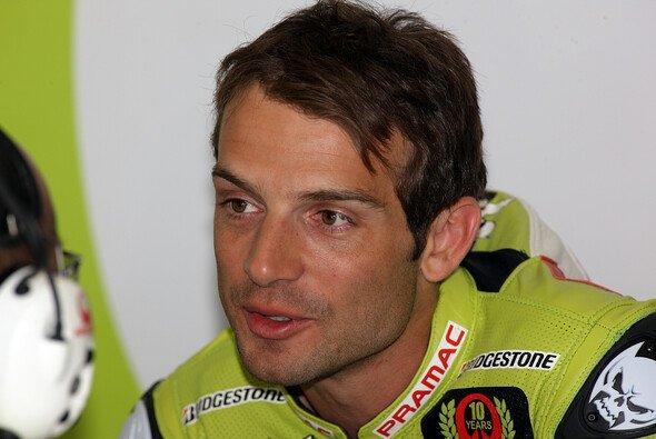 Sylvain Guintoli hat für 2013 keine kleinen Ziele