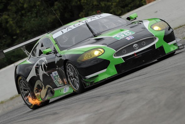Die Karriere des Jaguar XKR ist zu Ende