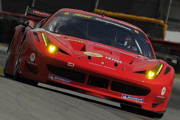 Der legendäre Risi-Ferrari ist zurück