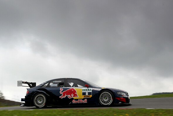 Erste Saison-Pole für Mattias Ekström - Foto: Audi