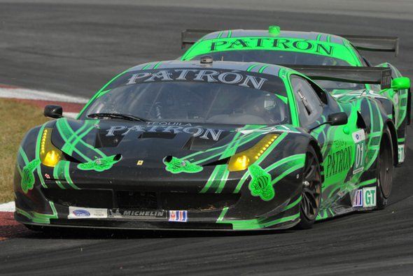 Extreme Speed Motorsport wechselte kurzfristig aus der GT-Kategorie in die LMP2