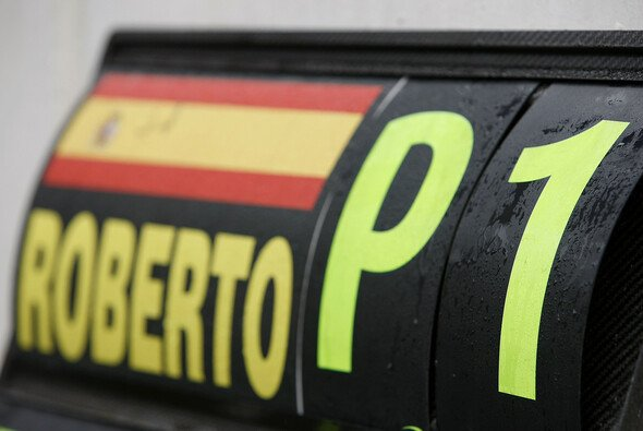 P1 ja - F1 nein: Roberto Merhi findet die aktuelle Situation für junge Piloten nicht fair