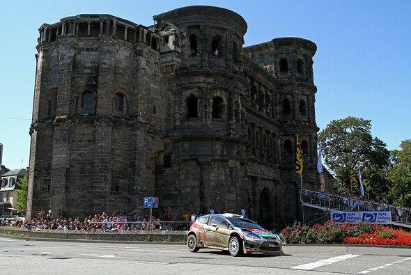 Die Rallye-Piloten nehmen auch in diesem Jahr wieder Kurs auf Deutschland