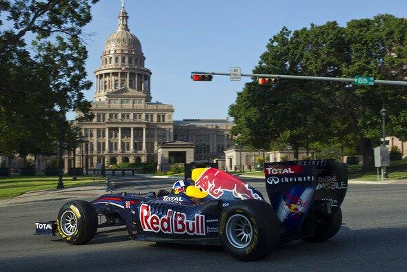 Im Westen nichts Neues: Am Wochenende hält wieder einmal die F1 Einzug - Austin ist gewappnet