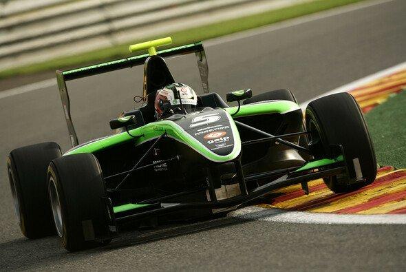 2012 mit neuem Fahrer: Marlon Stockinger wechselt zu Status Grand Prix