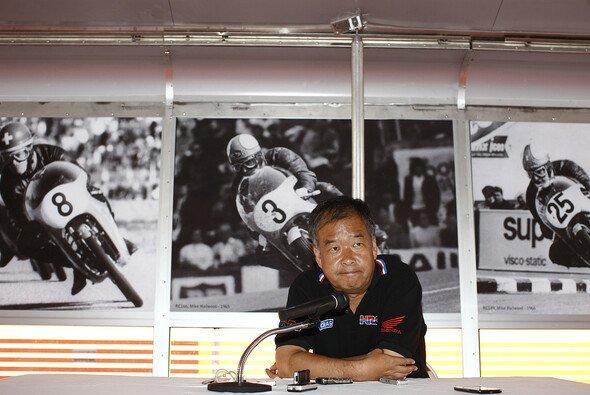 Shuhei Nakamoto hat sowohl in der Formel 1 als auch in der MotoGP gearbeitet