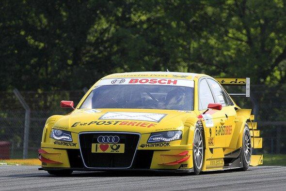 Brands Hatch: Rockenfeller holt Pole Position - Foto: Audi