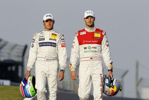 Spengler und Tomczyk fahren 2012 für BMW