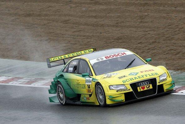 Tomczyk baute seinen Tabellenvorsprung weiter aus - Foto: Audi