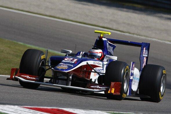 Stephane Richelmi wird 2012 Stammpilot bei Trident Racing