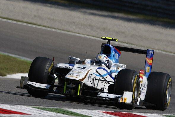 Giedo van der Garde hat den Sprung aus der GP2 in die Formel 1 geschafft - Foto: GP2 Series