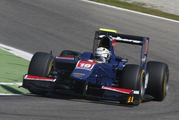 Marcus Ericsson wird weiterhin für iSport in der GP2 an den Start gehen - Foto: GP2 Series