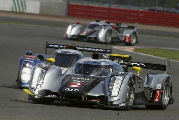 Audi hofft, beim Petit Le Mans das Pech der Vorjahre und aus Silverstone abzustreifen - Foto: Audi
