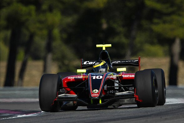 Daniel De Jong ging auch schon in der World Series by Renault an den Start