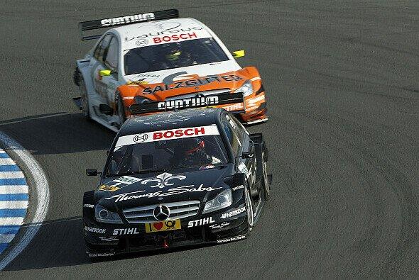 Gary Paffett und Ralf Schumacher sind die erfahrenen Männer bei Mercedes