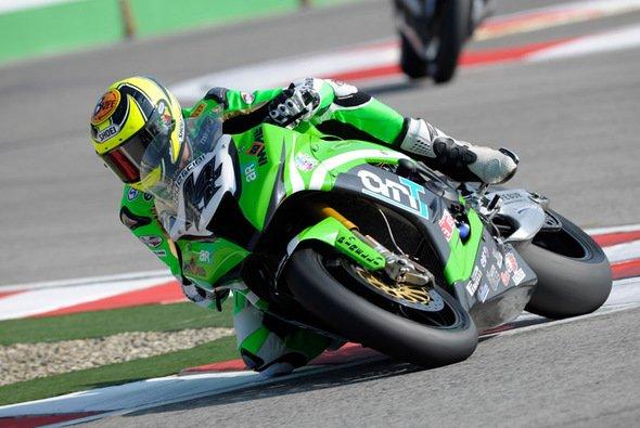 Nach einem weniger erfolgreichen Jahr in der SBK kehrt Roberto Rolfo in die Moto2 zurück - Foto: Team Pedercini