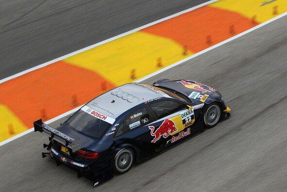 Schafft es Molina im Rennen erstmals auf das Podium? - Foto: Audi