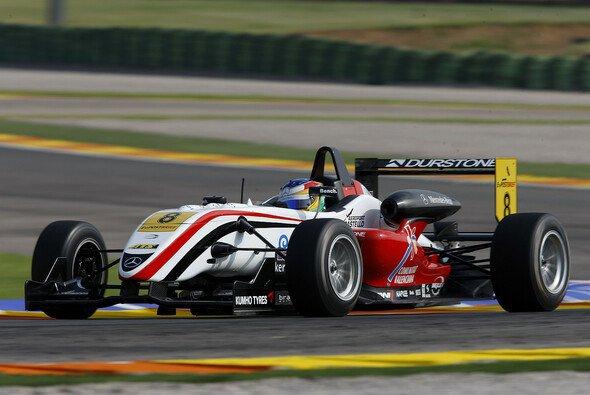 Roberto Merhi dominierte die vergangene Saison in der Formel-3-Euro-Serie