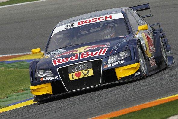 Miguel Molina stand schon in Oschersleben auf der Pole - Foto: Audi