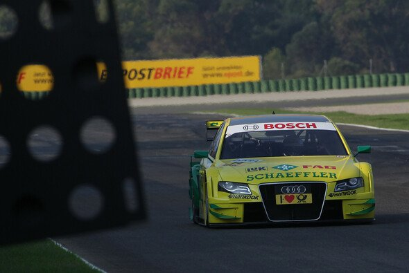 Bestzeit für Martin Tomczyk in Hockenheim - Foto: Audi