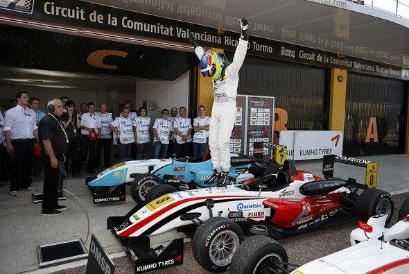 2011 war das Prema Powerteam mit Roberto Merhi erfolgreich - diese Saison darf sich auch Raffaele Marciello beweisen