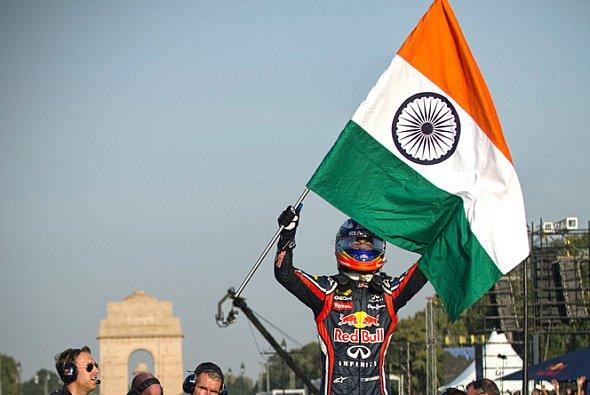 Die Formel 1 erwartet in Indien Neuland