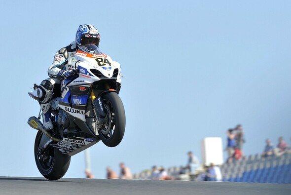 Michel Fabrizio kann schon wieder Motocross fahren