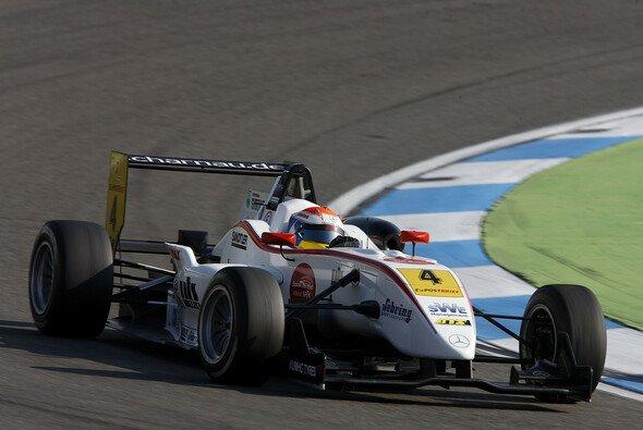 Felix Rosenqvist möchte seine Saison in Macau erfolgreich abschließen