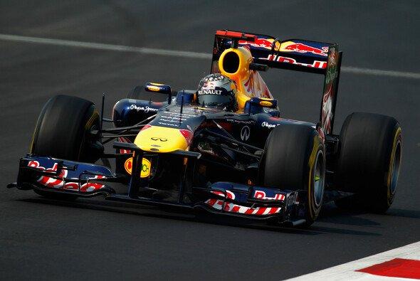 Sebastian Vettel war in Indien das Maß der Dinge - Foto: Red Bull