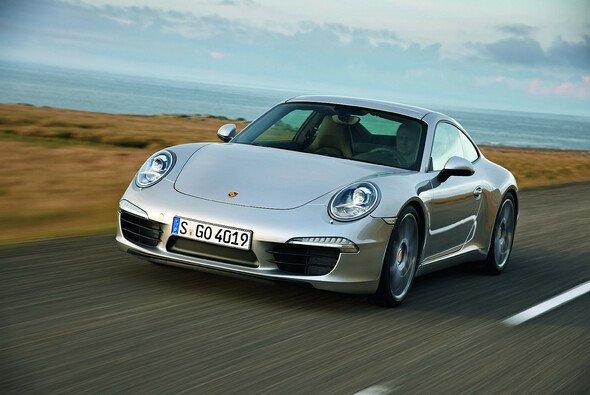 Die neu entwickelte Generation des 911 Carrera