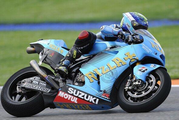 Suzuki möchte 2013 mit den anderen Teams testen