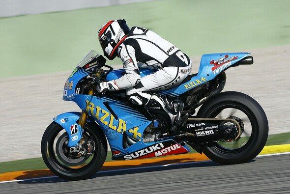 Suzuki plant 2014 die Rückkehr in die Königsklasse.