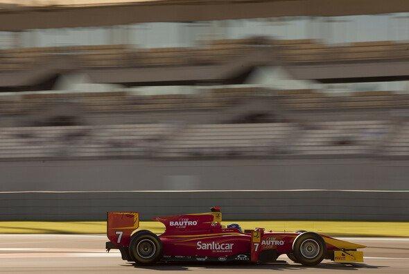 Fabio Leimer fährt nächste Woche Formel 1