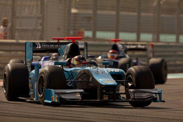 Beim Saisonfinale in Abu Dhabi fuhr Nigel Melker noch gegen Ocean Racing - 2012 greift er selbst bei den Portugiesen ins Lenkrad