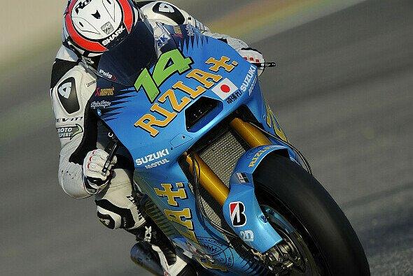 Suzuki ist im Juni beim MotoGP Test dabei