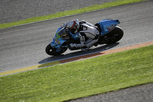 Die MotoGP empfängt Suzuki 2014
