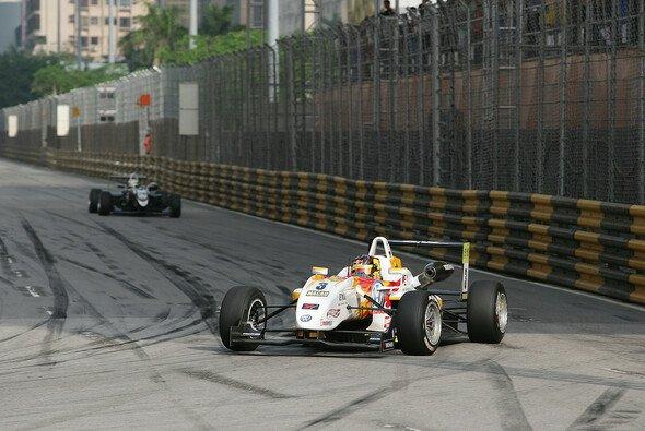 Daniel Abt kam in Macau nicht weit