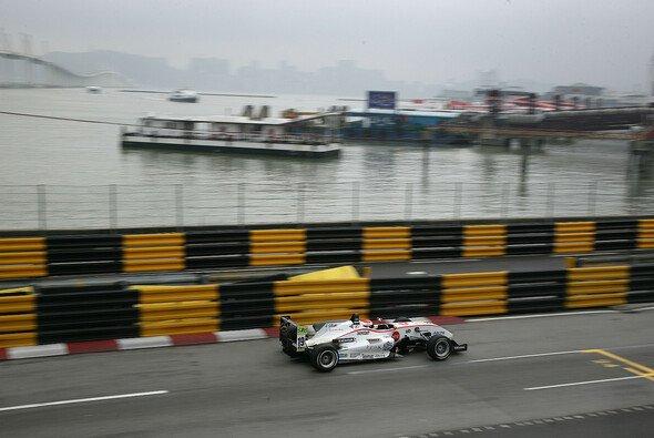 Felix Rosenqvist startet zum dritten Mal beim Macau GP