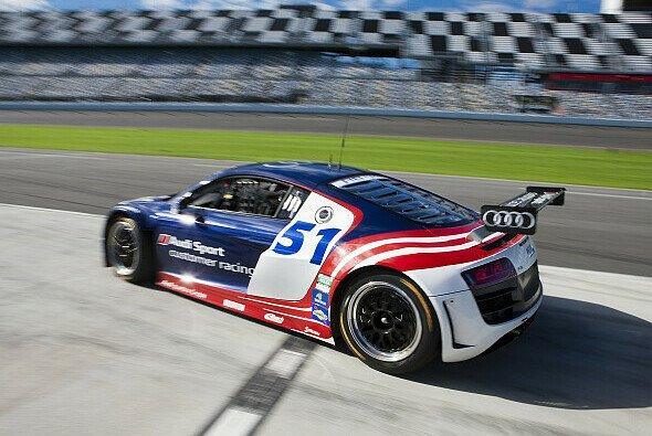 American Dream: Der R8 Grand-Am soll in Daytona voll einschlagen