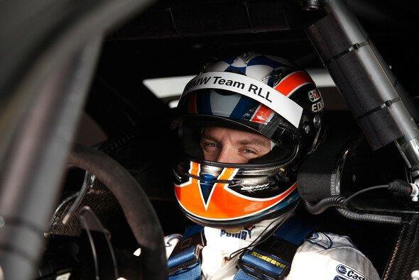 ALMS-Champion Joey Hand im BMW-Aufgebot