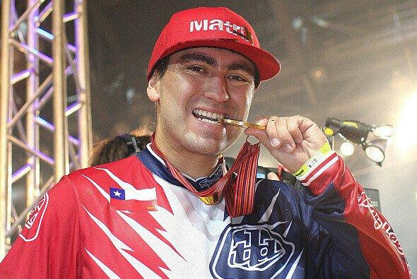 Der amtierende FMX Weltmeister Javier Villegas muss sich 2012 auch an neuen Austragungorten behaupten